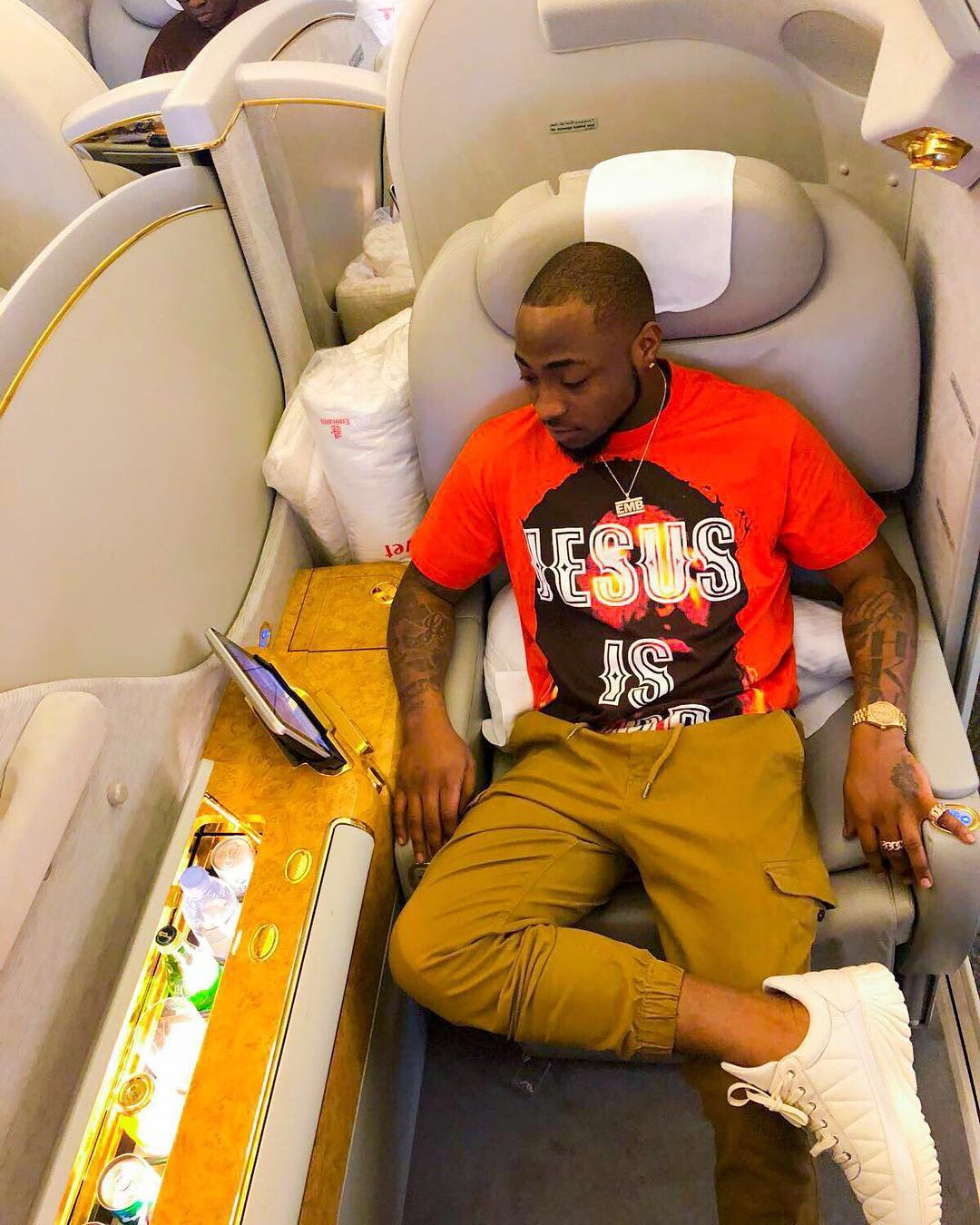 "Download ""I Made N500 Million On December 27th"" — Davido mp4 mp3"