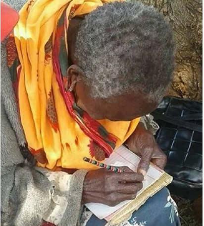 [Image: 90-year-old-grandma-begins-primary-schoo...=412%2C455]