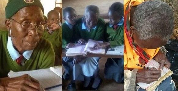 [Image: 90-year-old-grandma-begins-primary-schoo...=582%2C299]