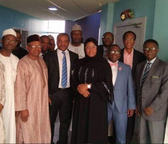 Aisha Buhari Gratifies Nigerians