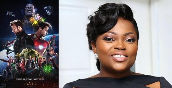 "Funke Akindele-Bello to feature in ""Avengers: Infinity War"""
