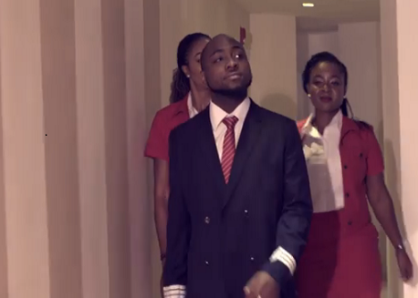 Davido Makes Acting Debut