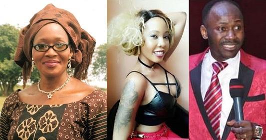 Kemi Olunloyo tells Stephanie Otobo