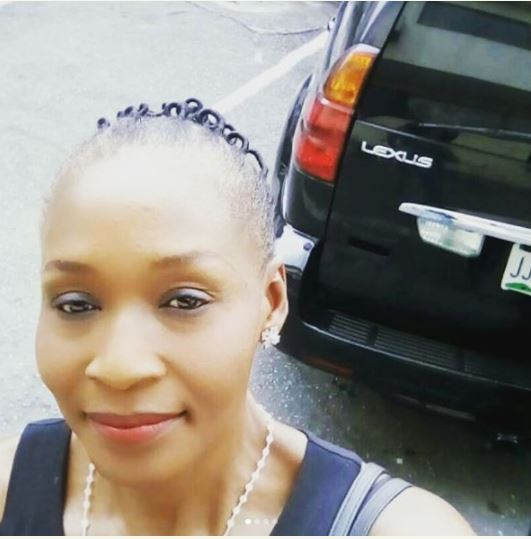Kemi Olunloyo's first pictures