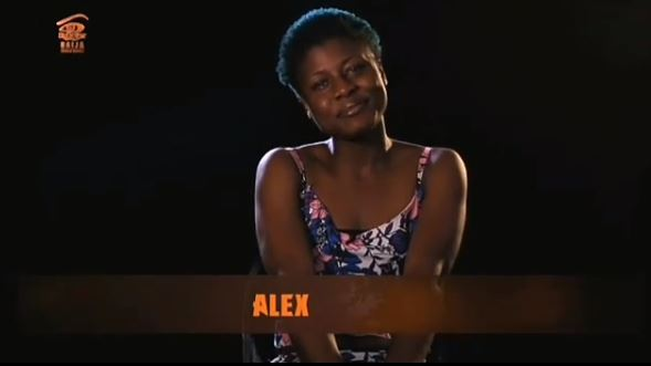 alex bbnaija housemate