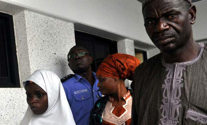 """""""Everyone Has Abandoned Us"""" – Ese Oruru's Father Cries…"""