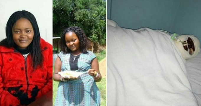 kenyan woman dies