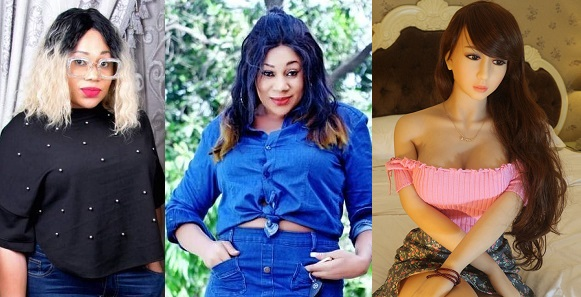 Actress Maryam Charles blasts