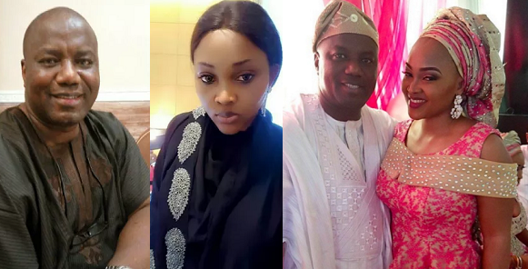 Mercy Aigbe and Husband Back Together? She Just Followed Him On Instagram (See Photos)