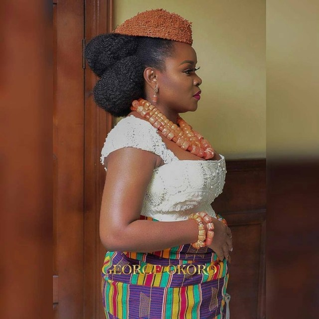 Omawumi traditional wedding