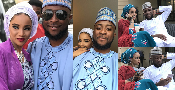 When a fine-ass Yoruba Guy meets His Hausa Bride… They met on Twitter (photos)