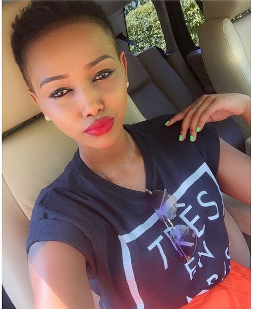 """unnamed - """"Stop listening to Nigerian music"""" – Huddah Monroe tells other African countries"""