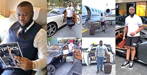 Hushpuppi Net Worth