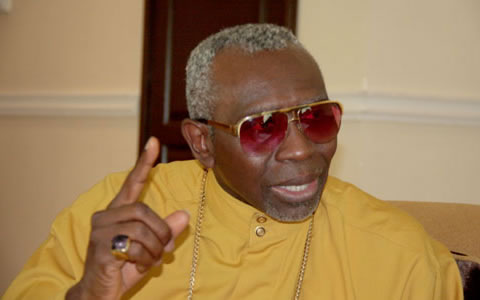 Pastor Ayo Oritsejafor's private jet abandoned at Lagos airport (photos)