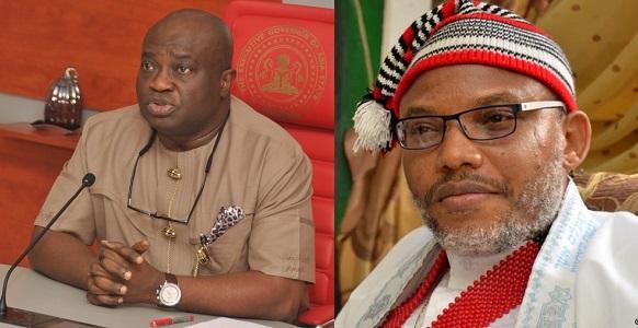 Abia state Governor Ikpeazu tells BBC