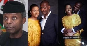 Yemi Osinbajo confirms
