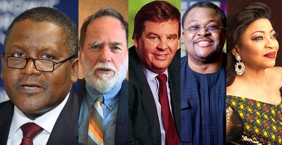 Forbes 23 African Billionaires List