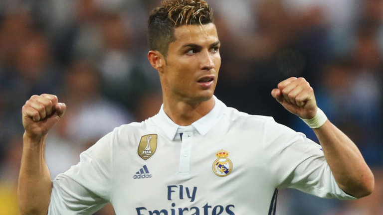 Davido says Cristiano Ronaldo