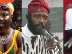 Ghanaian boxer beats comedian