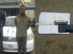 Robbers Kill Taxify Driver