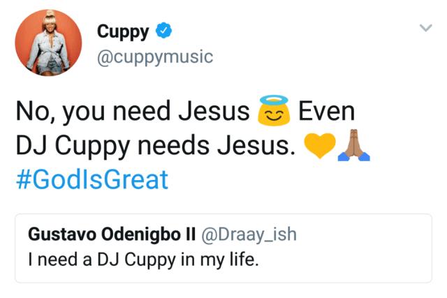 cuppy crush