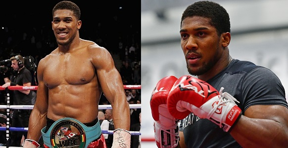 anthony joshua worth millions