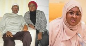 Aisha Buhari explains