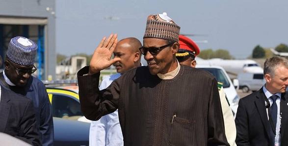 President Buhari return