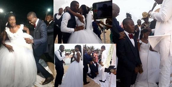 Lagos wedding