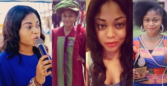 phd - 25 year old Nigerian Lady bags a PhD at Covenant University