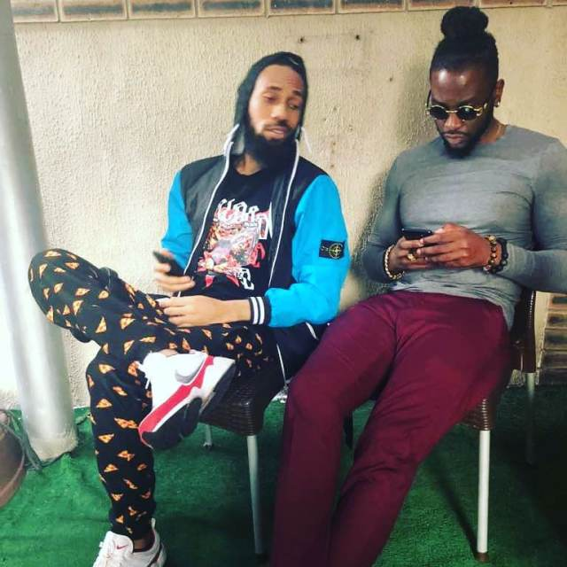 Big Brother Naija TeddyA