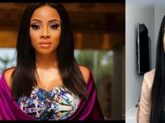 Toke Makinwa fibroid