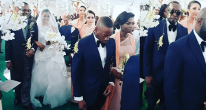 Xerona Church Wedding