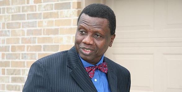 Pastor Adeboye says