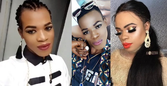 """Bobrisky is fake, he doesn't have a shop in Lekki or Ozone, he just goes there to take pictures"" – Bobrisky's stylist, Seun shades him"