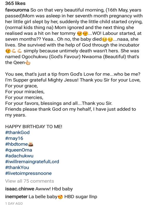 Confusion over ownership of body Daniella Okeke and Favour Nwaoma used to mark their birthday