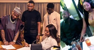 Davido secures cooking show