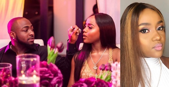 Image result for chioma and davido