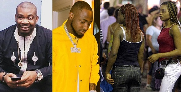 Don Jazzy defends Davido