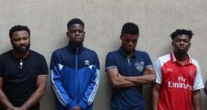 EFCC arrests six yahoo boys