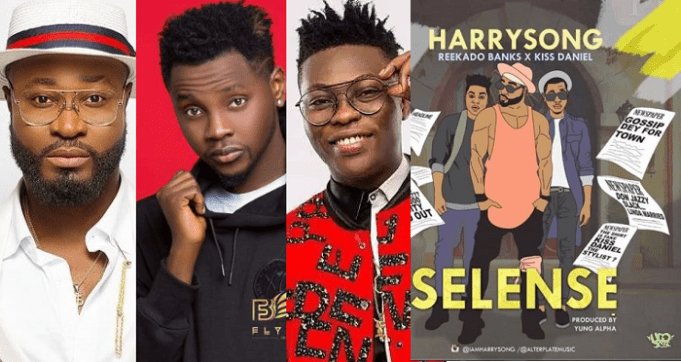 Image result for Kizz Daniel and Harrysong