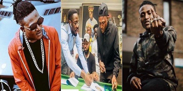 5 things you need to know about Idowest, the new Artiste signed by Davido