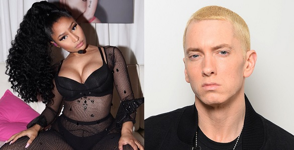 Wawwu! Nicki Minaj Confirms Relationship With Eminem?