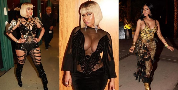 Nicki Minaj tells ladies