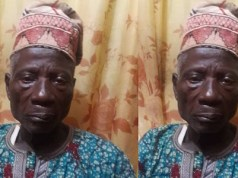 Police arrest 73 year old man