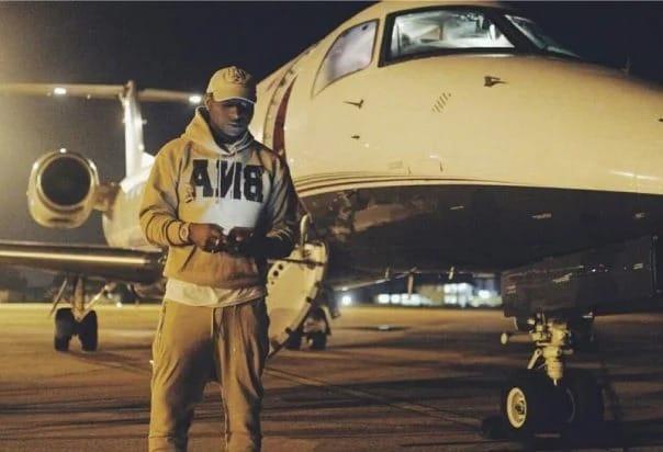 N9.7billion private jet