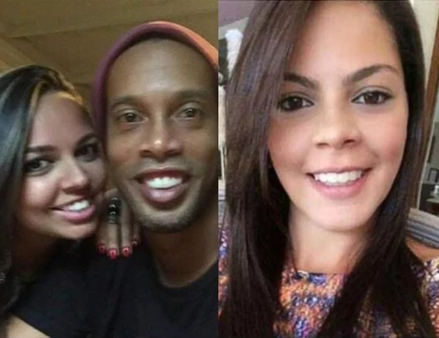 Ronaldinho set to wed his two girlfriends
