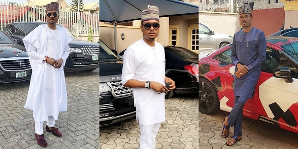 Shina Peller amazing car