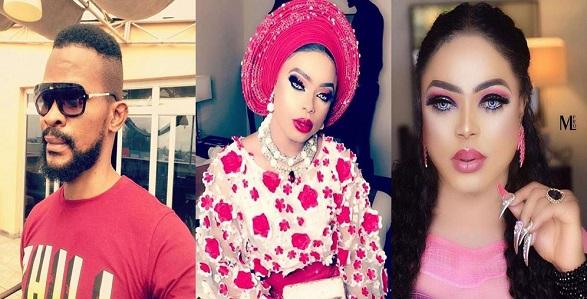 """God created ADAM & EVE, not Adam and Bobrisky"" – Uche Maduagwu Comes Hard on  Bobrisky Again"