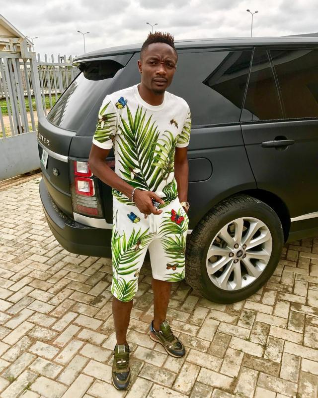 Ahmed Musa's expensive car collection, Ahmed Musa Cars